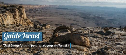 Quel Budget pour un voyage en Israël ?