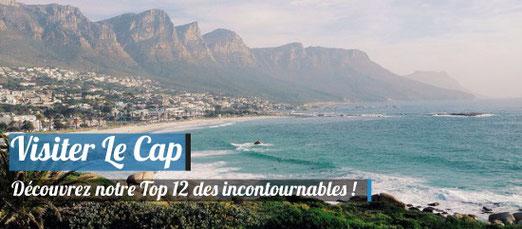 Visiter le Cap / Crédit Photo : Camps Bay - Loren Kerns / Source : FlickR.Com