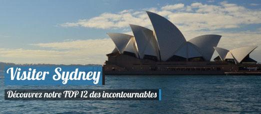 Visiter Sydney : Notre Top 12 des incontournables !