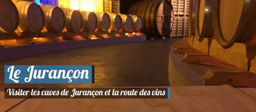 Visiter le Jurançon, ses caves et sa route des vins !