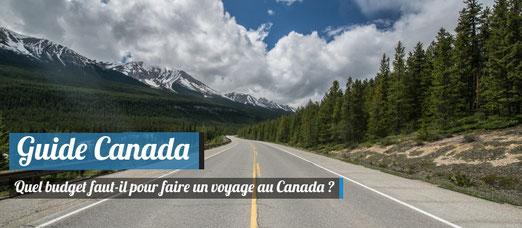 Quel budget pour un voyage au Canada?