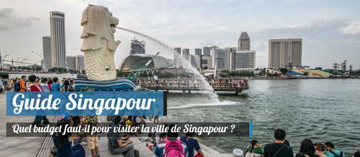 Quel budget pour un voyage à Singapour?