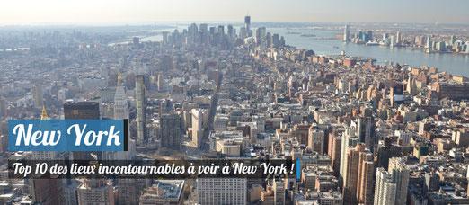 10 lieux incontournables à voir à New York - Crédit Photo : Trip85.com