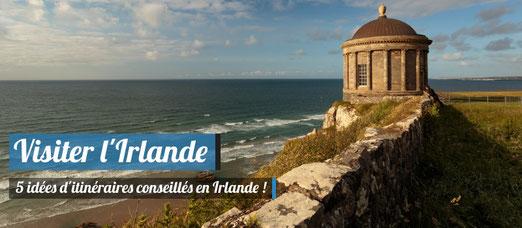 Guide Irlande : 5 idées d'itinéraires conseillés pour visiter l'Irlande ! - Crédit Photo : Ireland Tourism