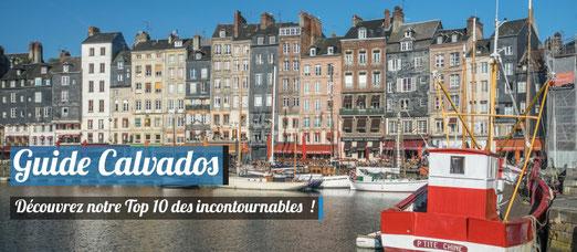 10 lieux incontournables à voir dans le Calvados - Crédit Photo : Trip85.com