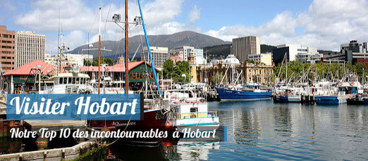 Photo d'Hobart - Crédit Photo : Andrea Schaffer - Source : Flickr.com