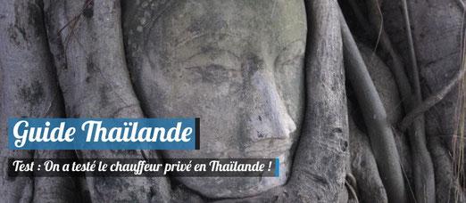 Test : On a testé le chauffeur privé en Thaïlande - Source : Trip85.com