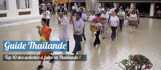 TOP 10 des activités à faire en Thaïlande ! Crédity Photo : Trip85.com