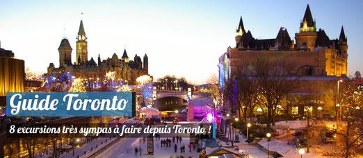 8 idées d'excursions à faire depuis Toronto !