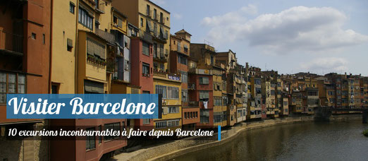 10 excursions à faire depuis Barcelone - Crédit Photo : Trip85.com