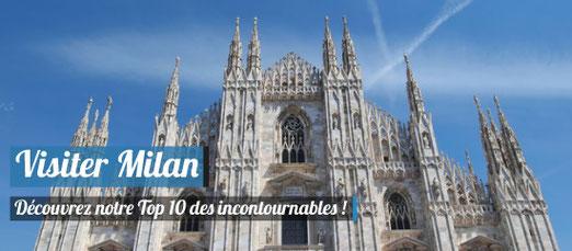 Visiter Milan : Notre Top 10 des incontournables - Credit Photo : Photodune