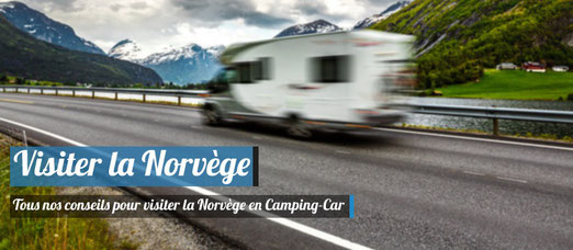 Nos conseils pour visiter la Norvège en camping-car - Crédit Photo : Photodune