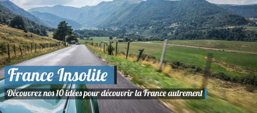 10 idées pour voyager autrement en France !