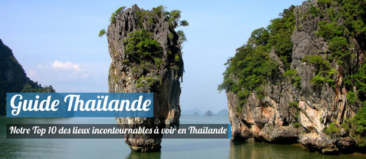 Crédit Photo : James Bond Island -  Carrie Kellenberger - Source : Flickr.com
