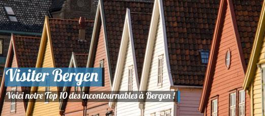 Visiter Bergen - Voici notre Top 9 des incontournables !