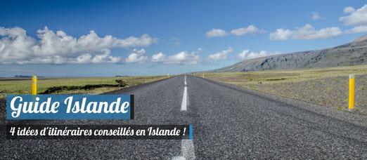 Itinéraires conseillés en Islande !