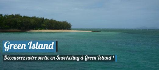 Faut-il faire du Snorkeling à Green Island en Australie ?