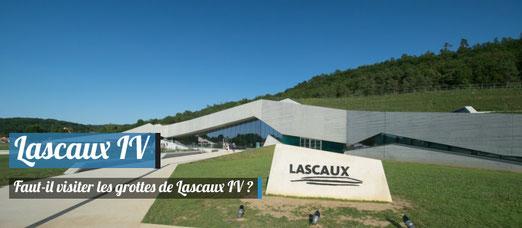 Faut-il visiter les grottes de Lascaux IV ?