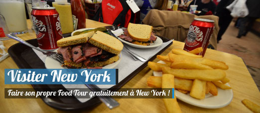 Organisez votre propre food tour à New York !