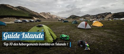 Top 10 des hébergements insolites en Islande - Crédit Photo : Trip85.com