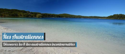 8 îles australiennes incontournables - Crédit Photo : Trip85