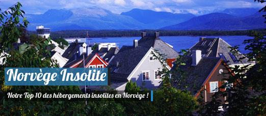 Notre Top 10 des hébergements insolites en Norvège ! Crédit Photo : Trip85.Com