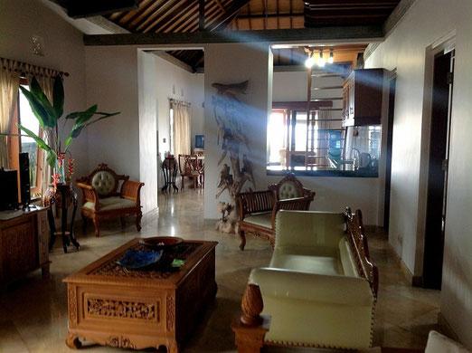Dijual rumah di Bali barat