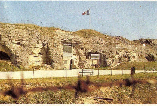 Le Fort de Douaumont pris par les Allemands le 25 Fevrier 1916 sans combattre, la reconquête le 24 octobre 1916 coûtera à la France 100 000 morts !