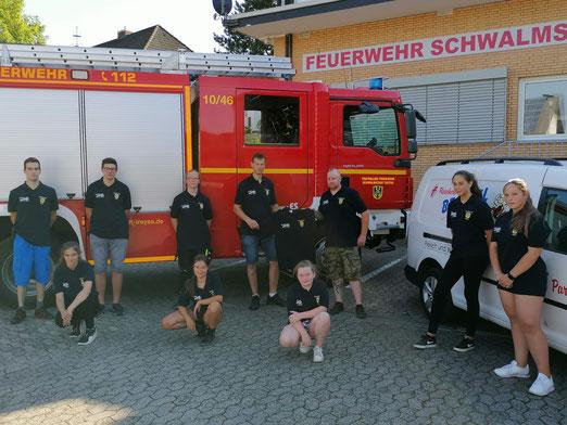 Fleischerei Bechtel unterstützt Jugendfeuerwehr Treysa