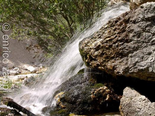 Ruscello in Valle Ciamin
