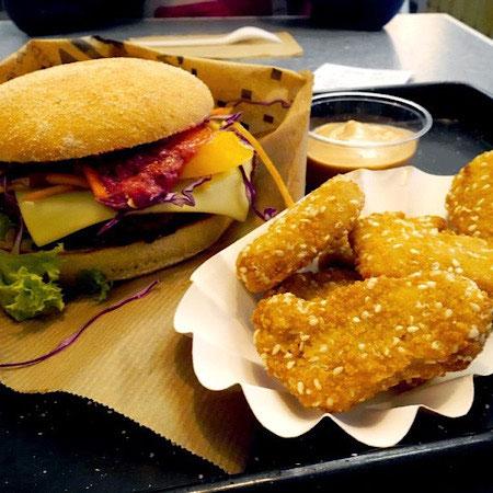 vegan burger angloitalian follow us