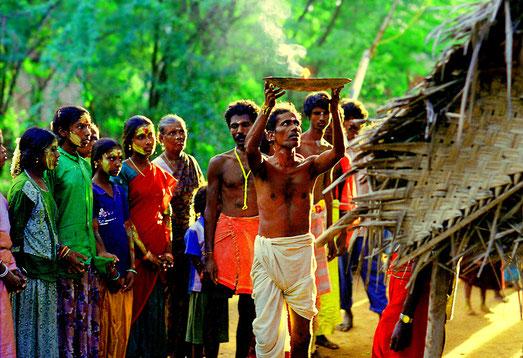Puja - Opferzeremonie