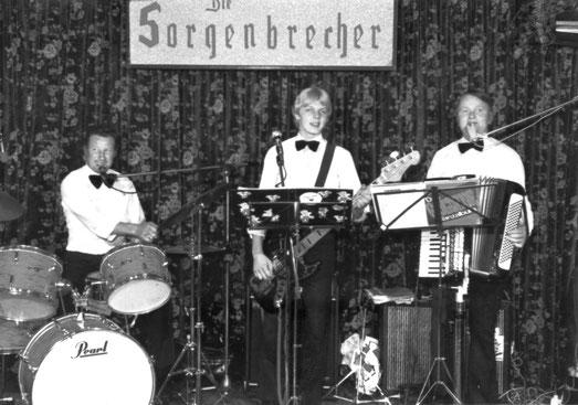 Manfred Jüptner, Peter Thoms, Helmut Dettmer/Foto: Repro Heinz Tödtmann