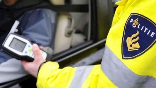 Bij ernstige verkeersovertredingen kan het rijbewijs worden ingevorderd.