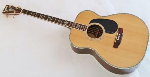 テナーギター アイリッシュ音楽