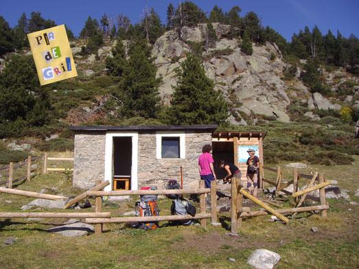 Refuge du Pla de Gril / Capcir - Pyrénées Orientales