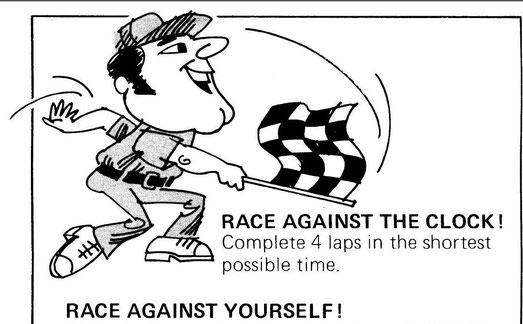 Mattel Auto Race