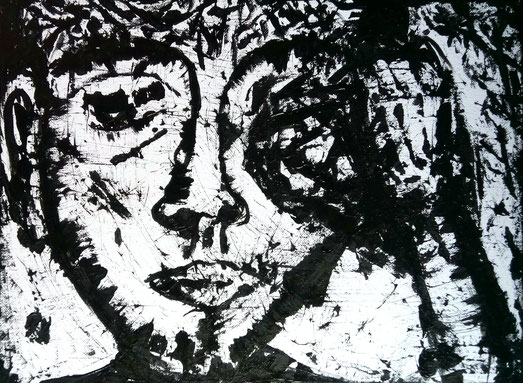 Kunst und Gewalt. Warum greift ein Mensch andere an? Unter welchen Umständen gelingt ihm der Blick in sein Inneres nicht mehr? Was führt zum Verlust der Kontrolle über die eigenen Impulse?