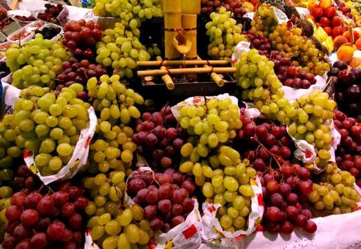 Виноград удачи - новогодние традиции Испании