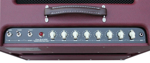 Control Panel CR36