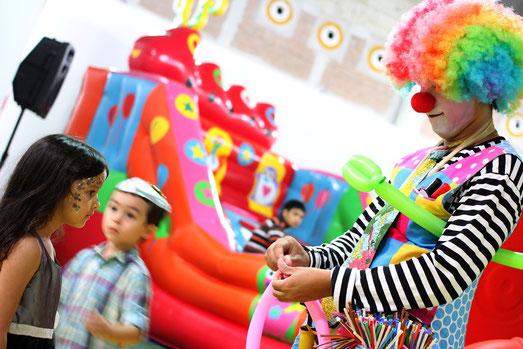 Animateure Clowns Zauberer Bodensee