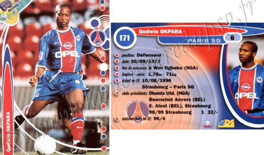 N° 171 - Godwin OKPARA