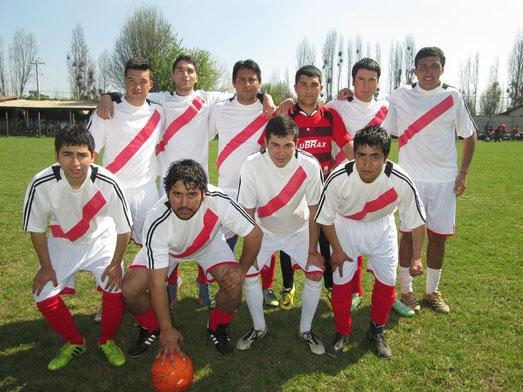 Segunda  Serie, Club Deportivo La Platina Septiembre de 2014