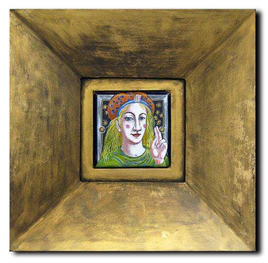 heike lichtenberg, emaille bilder, emaille kunst, emaillieren, emaille, in Halle Saale
