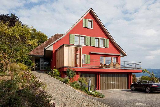 Zweifamilienhaus Furrgasse, Stäfa