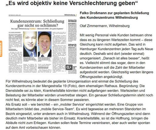 Wochenblatt Wilhelmsburg vom 10.05.2017, Seite 3