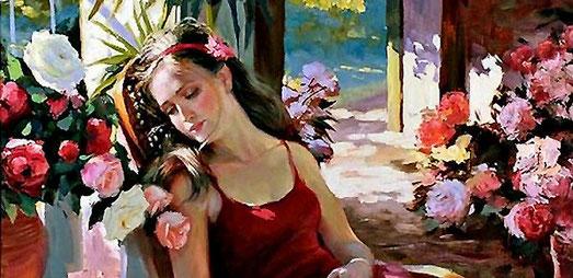 Романтическая живопись