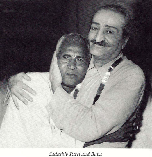 Courtesy of Meher Baba's New Life ; Bhau Kalchuri - p355