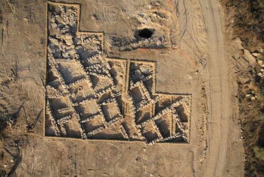 Le village abandonné de 2300 ans en Israël