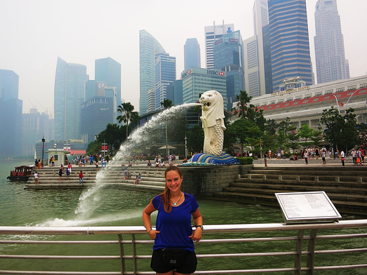 Der Merlion Park